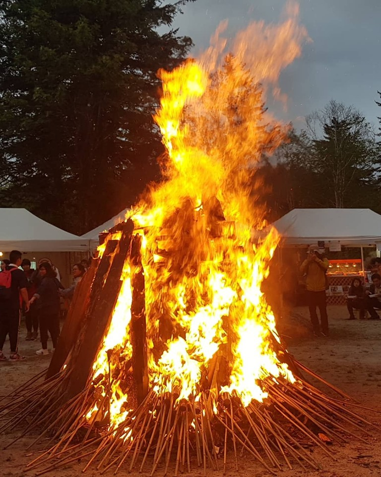 Lần đầu trải nghiệm lễ hội truyền thống của người Ainu ở Hokkaido