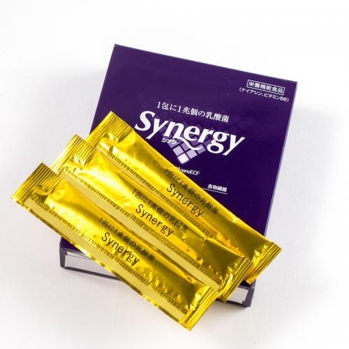 Giới thiệu sản phẩm: Synergy – Lợi khuẩn giữ dáng