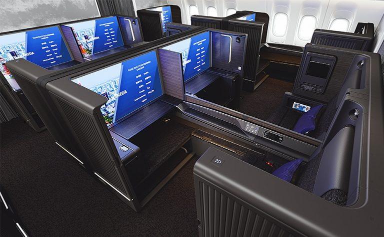 Tour hình ảnh tận hưởng chiếc ghế hạng nhất trên chuyến bay của ANA Airline