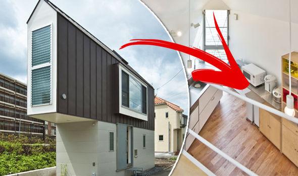 """Khám phá bên trong những căn nhà """"siêu mỏng"""" ở Nhật, mỏng nhưng không hề """"liêu xiêu"""" như vẻ ngoài"""
