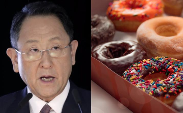 """Học cách trở thành một nhà diễn thuyết thành công từ 'chiếc bánh Donut"""" của Chủ tịch tập đoàn Toyota"""