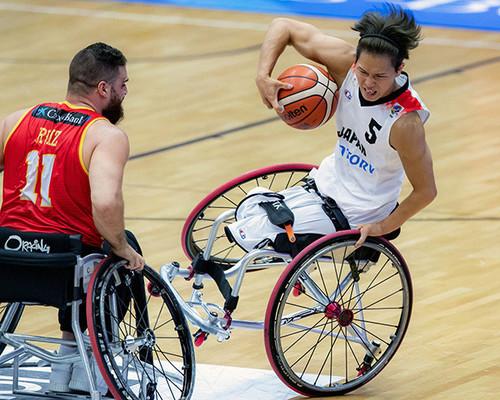 Tìm hiểu luật chơi đặc biệt của bộ môn bóng rổ trên xe lăn dành cho người khuyết tật