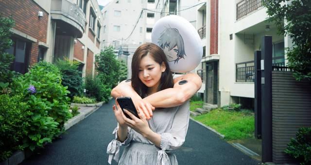 Sản phẩm cho các chị em muốn được ở trong vòng tay chàng 24/7 'tung hoành' Nhật Bản
