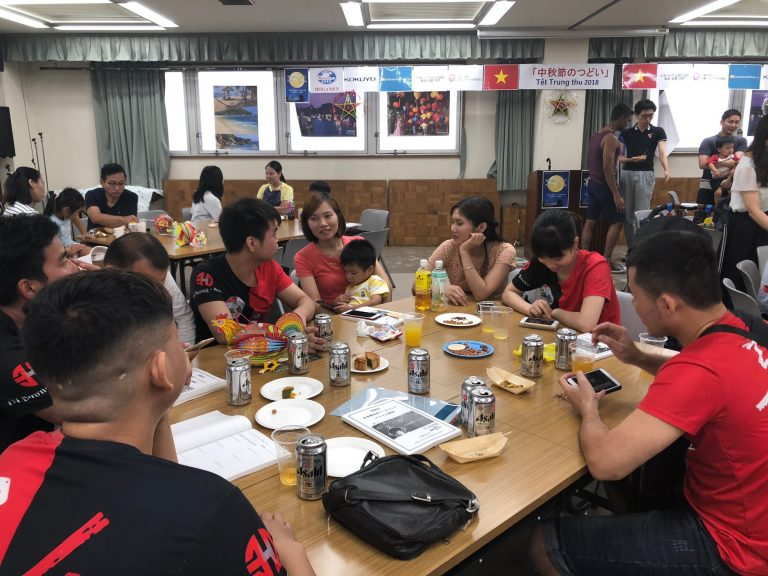 Đăng ký tham gia ngay kẻo lỡ: Phá cỗ Trung Thu dành cho người Việt tại Osaka
