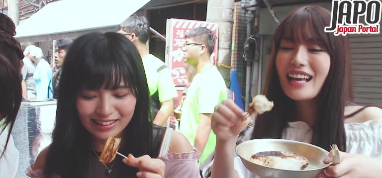 """Tham quan chợ cá """"sầm uất"""" nhất Nhật Bản -Tsukiji"""