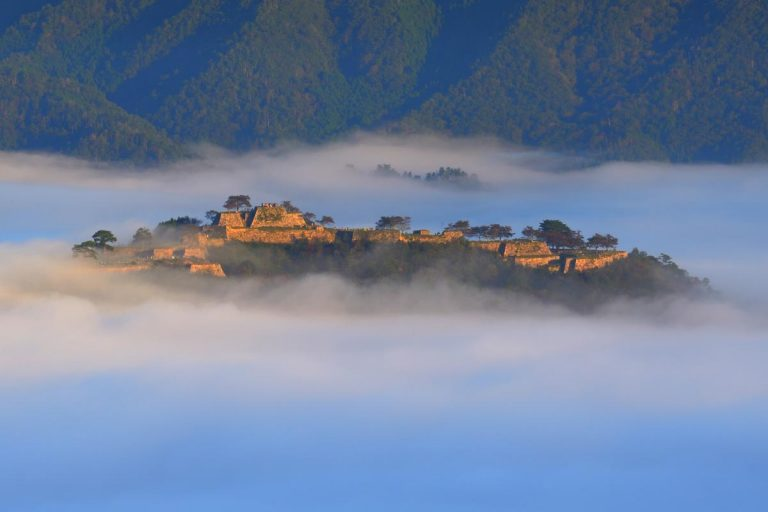 """Machu Picchu của Nhật Bản -""""Chốn tiên cảnh trên mây"""" đang hút hồn du khách"""