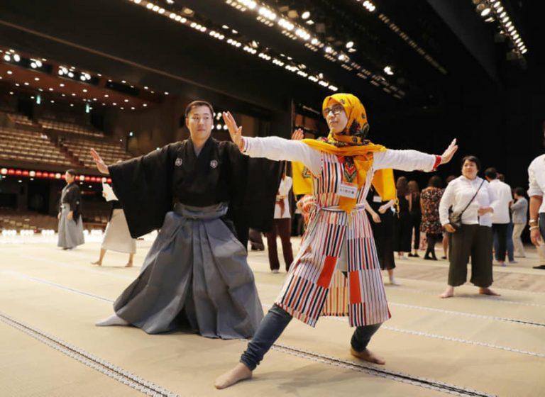 Tham vọng đưa Kịch Kabuki tấn công thị trường nước ngoài