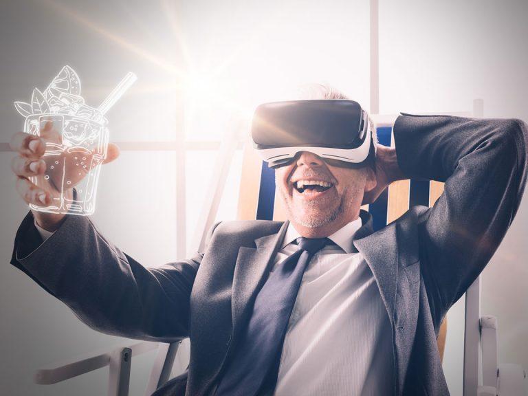 Với sự cải tiến của công nghệ thực tế ảo, tốt nhất là đừng tin vào những gì bạn thấy, thậm chí ngửi hay nếm