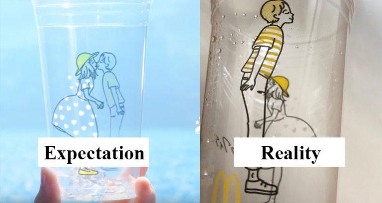 McDonald's Nhật Bản tung mẫu thiết kế ly độc đáo, nhưng lại biến thành nận nhân sự sáng tạo của cộng đồng mạng