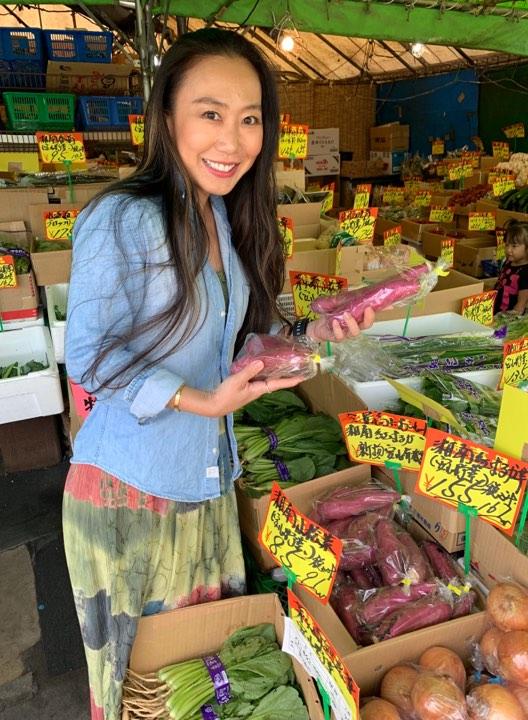 Vào bếp cùng chị Aya: Chế biến các món ăn vặt từ khoai lang