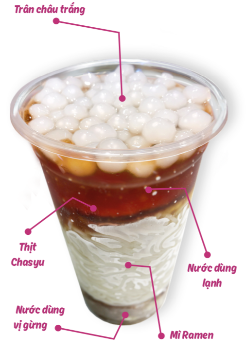 Pearl Ramen – Trải nghiệm hương vị mì Nhật theo phong cách hoàn toàn mới