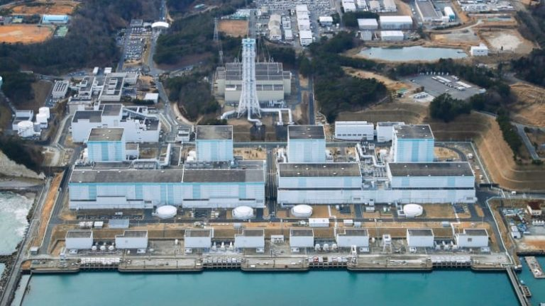 Bộ trưởng môi trường Nhật Bản đề xuất xả chất thải phóng xạ từ Fukushima ra Thái Bình Dương