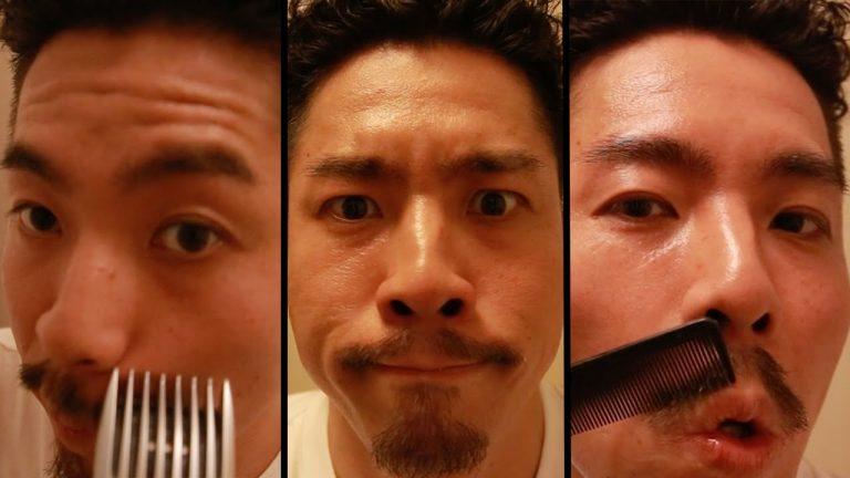 Bạn thích Style để râu nào của con trai Nhật?
