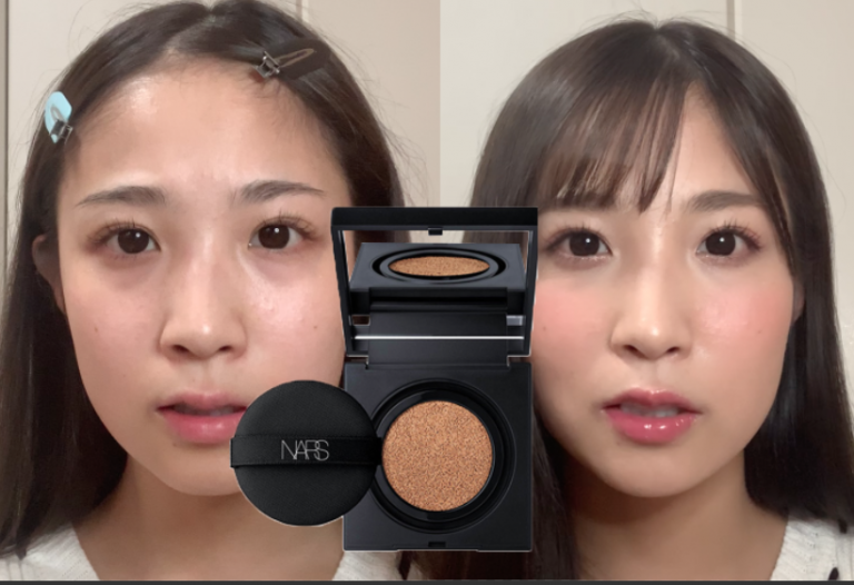 Review mỹ phẩm cùng Noa tan !!! Nars Radiant Longwear Cushion Foundation