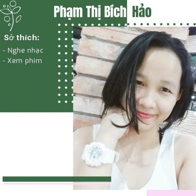 [ỨNG TUYỂN BEPPU] Phạm Thị Bích Hảo – 016