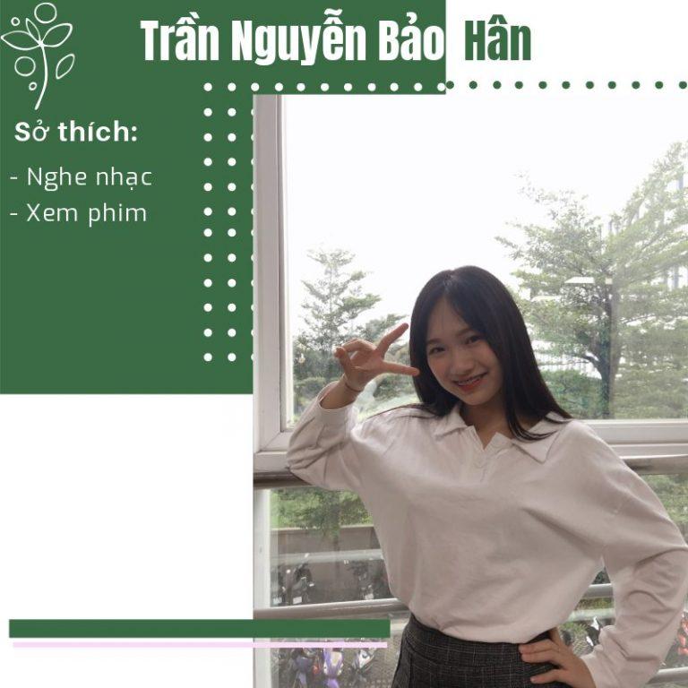 [ỨNG TUYỂN BEPPU] Trần Nguyễn Bảo Hân – 017