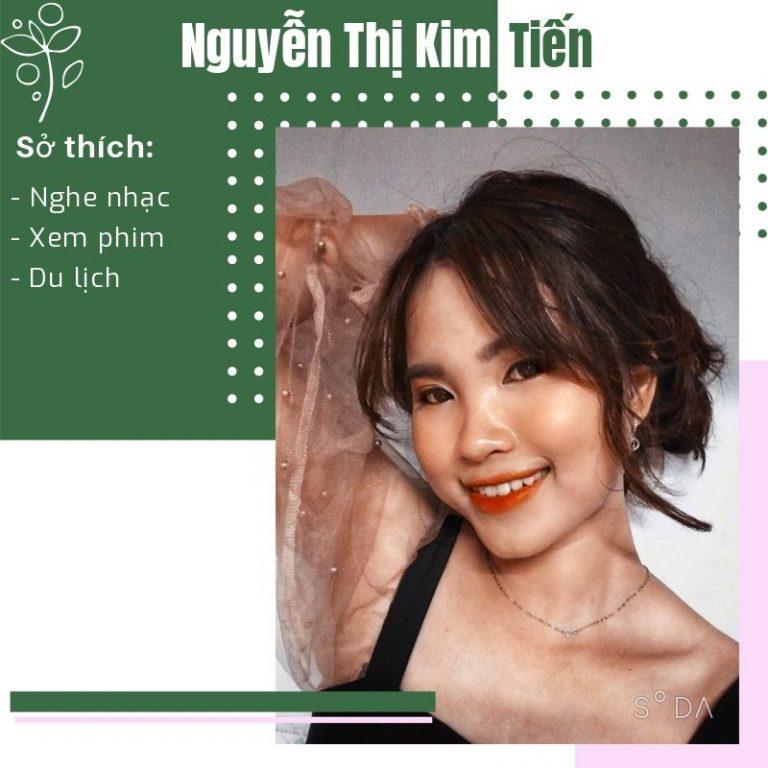 [ỨNG TUYỂN BEPPU] Nguyễn Thị Kim Tiến -022