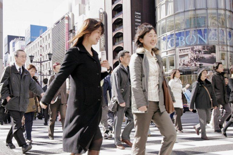 Người Nhật phản ứng về những tin đồn về nước Nhật