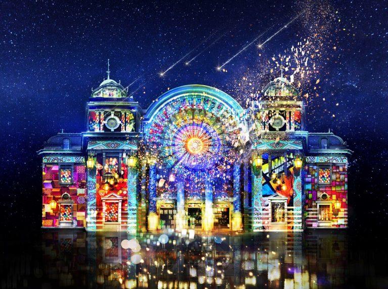 Lễ hội ánh sáng lung linh, đẹp mê hồn du khách