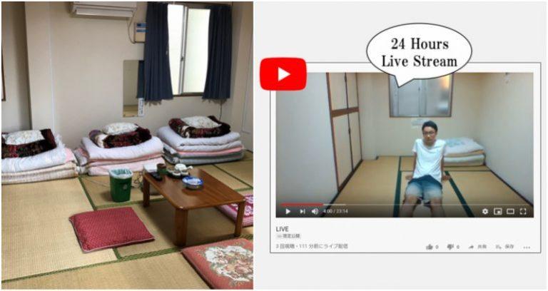 Chỉ 100 Yên 1 đêm ở khách sạn nếu bạn cho phép livestream