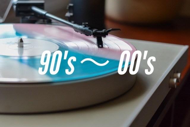30 bản HIT trong ký ức của người Nhật thập niên 90