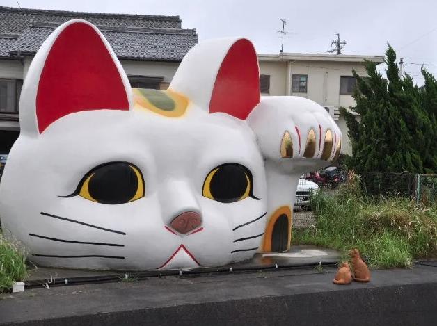Những truyền thuyết không phải ai cũng biết về chú mèo vẫy tay Maneki Neko