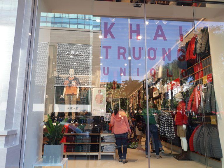 Cửa hàng Uniqlo đầu tiên tại Việt Nam chính thức khai trương