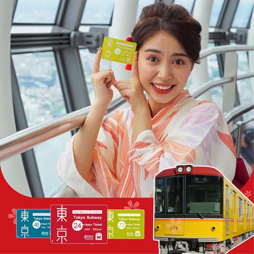 Du lịch Nhật Bản bằng Tokyo Metro có gì thú vị?