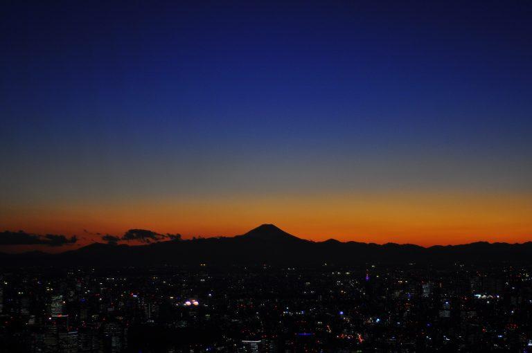 Núi Phú Sĩ – biểu tượng văn hoá của Nhật Bản