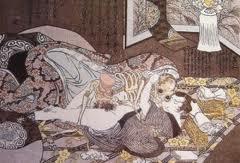 """""""Lồng đèn Mẫu Đơn""""- Cái chết """"ai oán"""" trong đêm 13 của kỳ lễ Obon"""