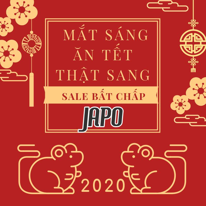 JAPO Day: Mắt sáng ăn Tết thật sang (Sale 10%)