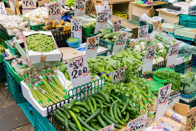 """Tiếng Nhật kỳ lạ – Tại sao cửa hàng bán rau trong tiếng Nhật lại được gọi là """"Cửa hàng 800"""" (Yao-ya)"""