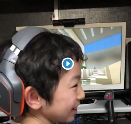 Nguy cơ không được tổ chức tốt nghiệp, học sinh tiểu học Nhật Bản tự làm tốt nghiệp bằng Minecraft