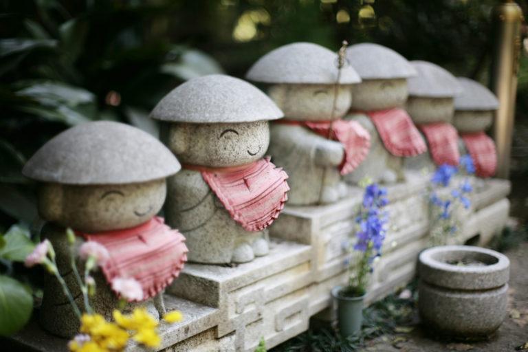 Chiếc nón của Jizo-Sama được bắt nguồn từ đâu?