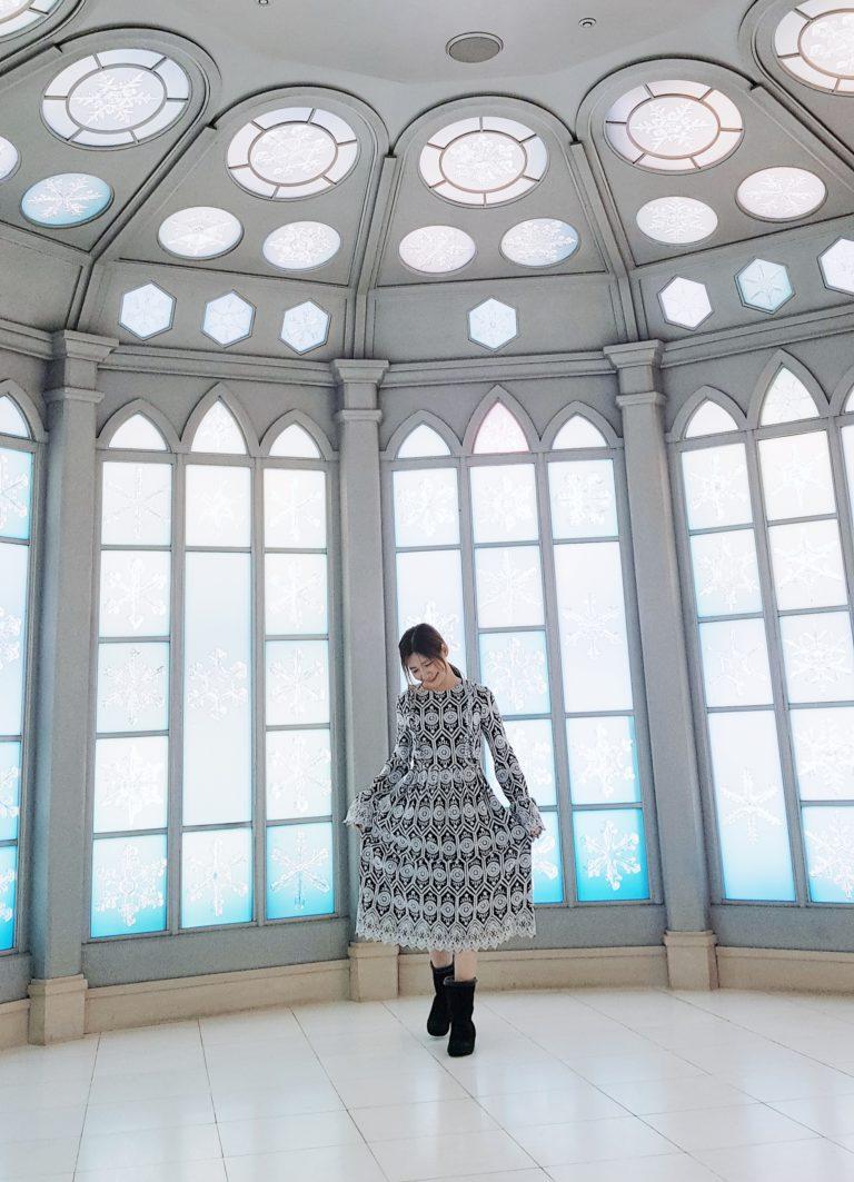 Tham quan bảo tàng tinh thể tuyết cực lung linh ở Asahikawa