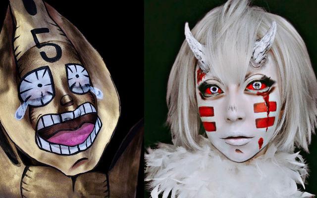 Cosplay theo trường phái ấn tượng của chuyên gia Make-up người Nhật