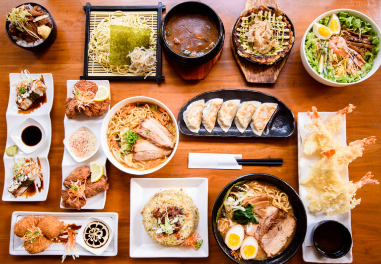 Khám phá ẩm thực truyền thống Nhật Bản