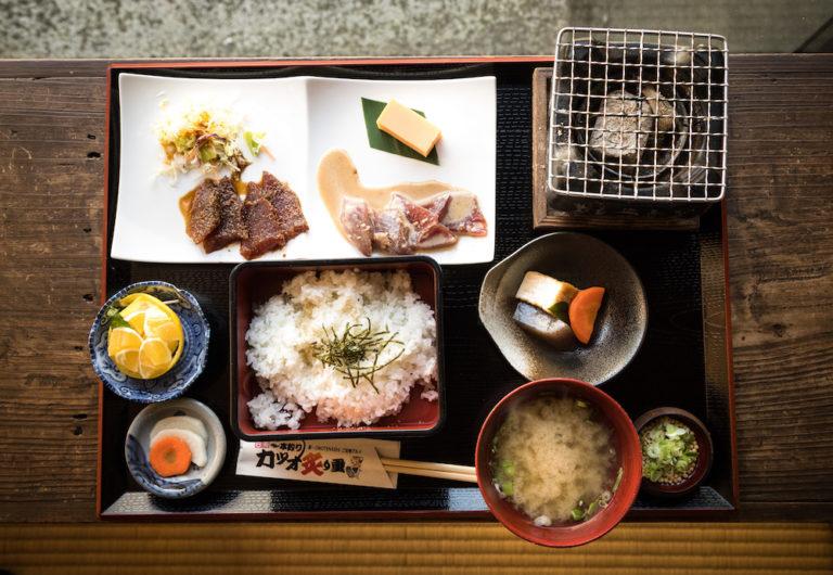 Tam ngũ – Nền tảng trong văn hoá ẩm thực Nhật Bản