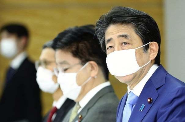 Nhật Bản kéo dài tình trạng khẩn cấp đến 31/5 – Nhiều tiểu thương không thể cầm cự