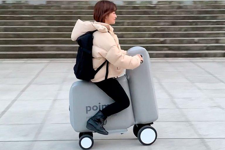 Xe điện bỏ túi, có thể mang đi du lịch tiện lợi
