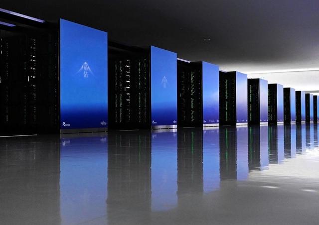 Nhắm tới mục tiêu hàng đầu thế giới – Nhật Bản tung ra siêu máy tính dựa trên hình ảnh núi Phú Sĩ