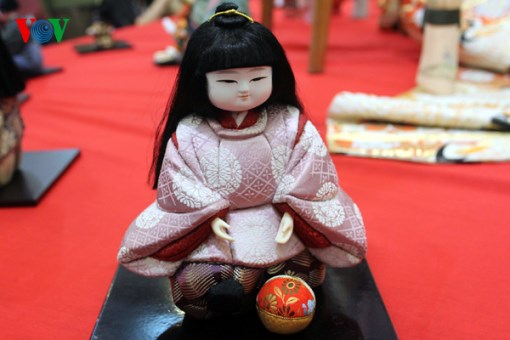 Vào ngày 11/7, triển lãm búp bê truyền thống Nhật Bản sẽ diễn ra ở Hà Nội