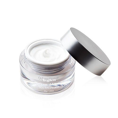 Kem dưỡng ẩm chống lão hóa – QuSome Moisture Rich Cream
