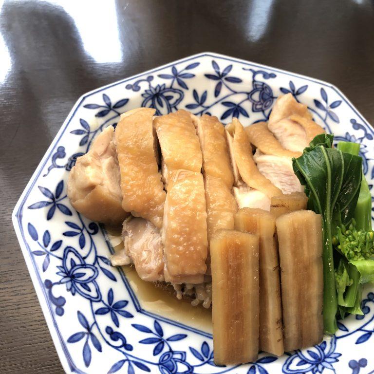 Kyoko's cooking: Cuối tuần bổ dưỡng với gà hầm rễ cây ngưu bàng