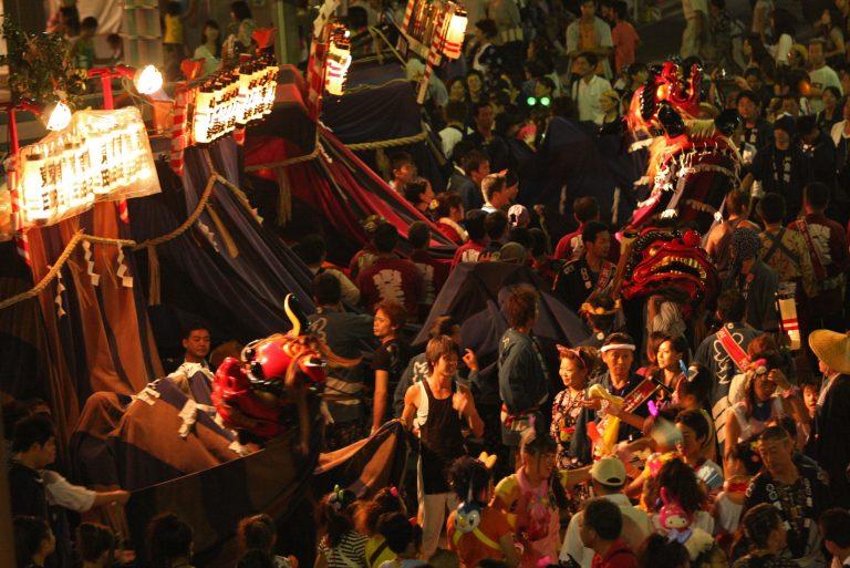 Hòa mình trong những lễ hội đa sắc của tỉnh Ibaraki