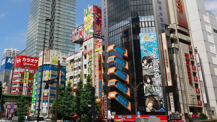 """""""Xin lỗi các Game thủ"""" – Một trong những khu trò chơi Sega """"huyền thoại"""" mang tính biểu tượng của Akihabara Tokyo đã đóng cửa"""