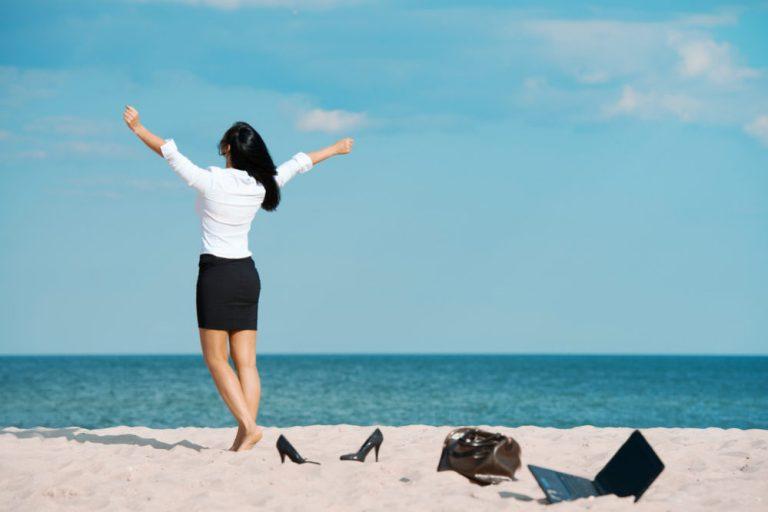 Sử dụng ngày nghỉ phép sao cho hiệu quả?