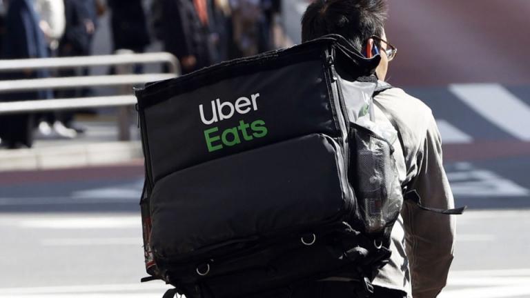 """Hơn cả """"bùng đơn"""", muôn kiểu khách hàng Uber EATS """"không tưởng"""" ở Nhật"""