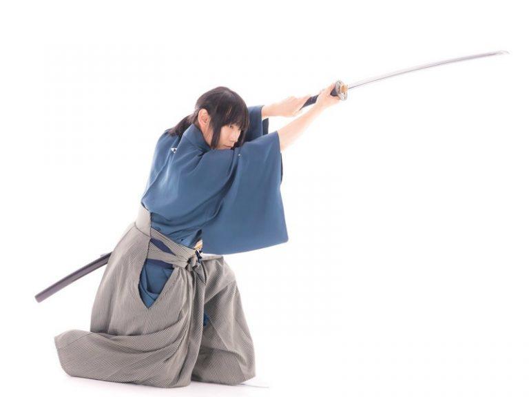 Công dụng của chiếc quần ống rộng mà Samurai mặc, chủ yếu để che bộ phận quan trọng này