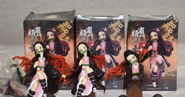 Người đàn ông Nhật bị bắt vì sở hữu 1,500 tượng Nezuko giả (Lưỡi gươm diệt quỷ)
